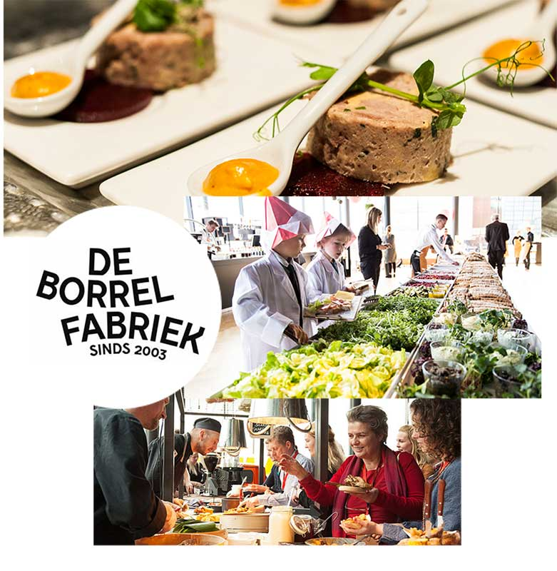Catering de Borrelfabriek