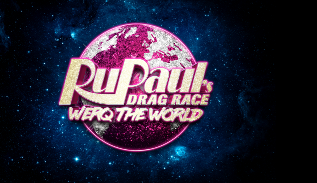 RuPaul's Drag Race:  Werq The World Tour 2018